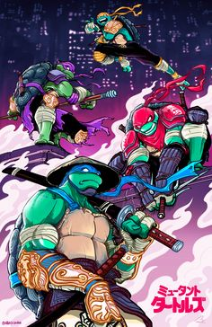 Teenage Mutant Ninja Turtles uploaded by TMNT Ninja Turtles 2012 Teenage Mutant Party Cake Leonardo Raphael Michelangelo Donatello Splinter April O'neil Shredder Bee bop Rocksteady Foot Soldier Teenage Ninja Turtles, Ninja Turtles Art, Comic Books Art, Comic Art, Power Rangers, Character Art, Character Design, Arte Do Harry Potter, Turtles Forever