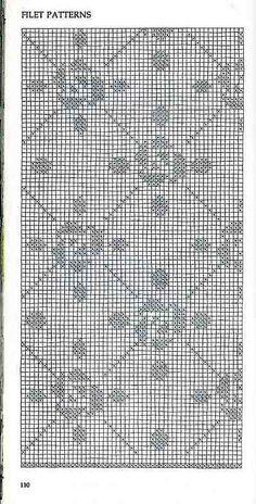 Филейное вязание 133