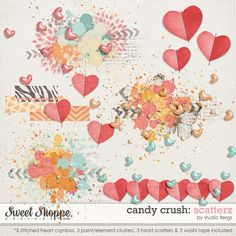 Candy Crush: SCATTERZ by Studio Flergs