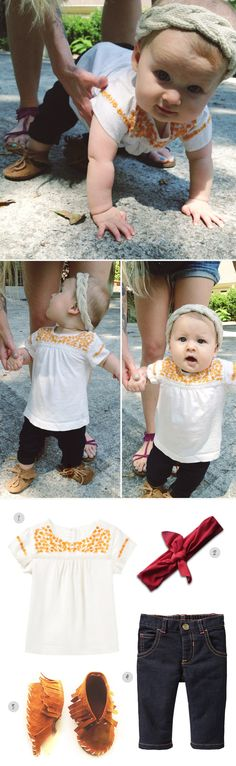 How to Wear It: Baby Style Festival Edition