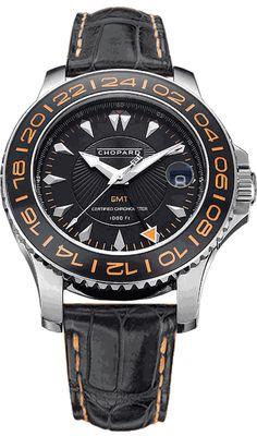 Chopard L.U.C Pro One GMT Mens Watch 16/8959