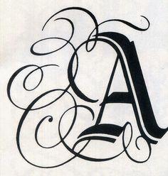 caligrafia artistica - Buscar con Google