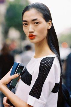 Paris Fashion Week SS 2014....Feng Qi Wen