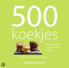bol.com | 500 koekjes, Philippa Vanstone | 9789048310555 | Boeken