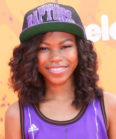Beauty Looks You Can't Miss from the Nickelodeon Kids' Choice Sports Awards Prettiest Celebrities, Young Celebrities, Celebs, Henry Danger Nickelodeon, Kids Choice Sports Awards, Hollywood Girls, Pretty Black Girls, Famous Girls, Kids Tv