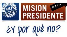 Mision Presidente