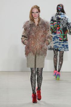 Libertine Fall/Winter '16 at New York Fashion Week. #NYFW