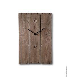 Купить Настенные часы из старых досок и нитей - настенные часы, деревянные часы, авторские часы Handmade Wall Clocks, Small Woodworking Projects, Wood Clocks, Upcycled Crafts, Wall Design, Decorating Your Home, Interior And Exterior, Best Gifts, Ceramics