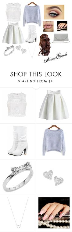 """""""Ari"""" by pontesthuany on Polyvore featuring Ally Fashion, Chicwish, Kate Spade, Vivienne Westwood, Tiffany & Co. and M&Co"""
