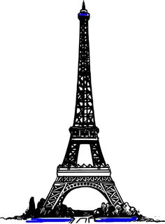 France, Eiffel Tower France Landmark Paris Tower E Torre Eiffel Paris, Tour Eiffel, Lit Wallpaper, Textured Wallpaper, Eiffel Tower Clip Art, Free Pictures, Free Images, Gustave Eiffel, Summer Courses