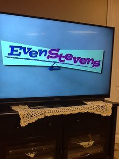 OMG IM FREAKING OUT! DISNEY IS PUTTING ON EVEN STEVENS RIGHT NOW!!!!  Credit to : SprouseTwinsKendallxoxo
