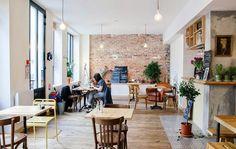 interior cafetería                                                                                                                                                      Más