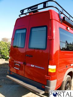 Sportsmobile Sprinter 4x4 - Expedition Portal