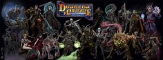 One of the projects we're working on currently... Dungeon Crusade
