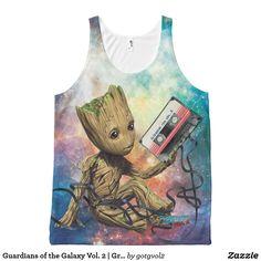 Guardians of the Galaxy Vol. 2   Groot With Tape. T-Shirt. Producto disponible en tienda Zazzle. Vestuario, moda. Product available in Zazzle store. Fashion wardrobe. Regalos, Gifts. Trendy tshirt. #camiseta #tshirt