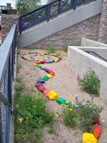 A Stroll Thru Life: Childrens Garden
