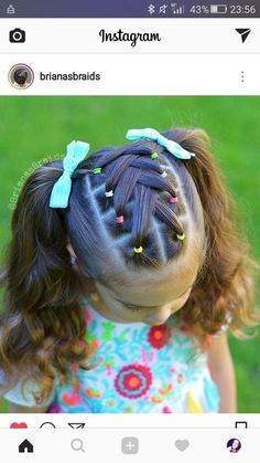 Hairstyle 、Braided Hairstyle、Children、Kids、For School、Little Girls、Children's Hairstyles、For Long Hair、Cute Child、Child Photography Super Cute Hairstyles, Lil Girl Hairstyles, Girls Hairdos, Kids Braided Hairstyles, Female Hairstyles, Hairstyles Videos, Hairstyles 2016, Girl Haircuts, Childrens Hairstyles