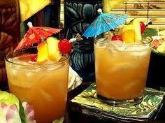 Umbrella drinks