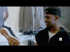 Complex and Big Sean shoe shopping.