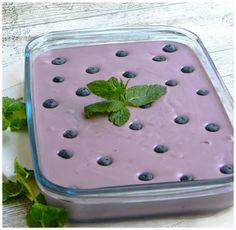 Blauwe bessen mousse (Recept uit Portugal) | ElsaRblog