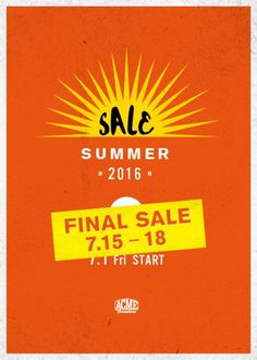 FINAL SALE7/15 (Fri.)18 (Mon.) Special 4 Days!!