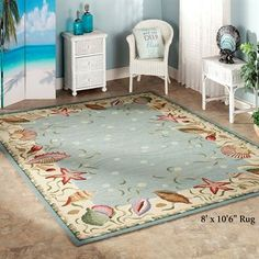 This Beautiful Coral Reef Rug Suzie Homemaker Home