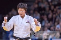 SeongYeon Kim (KOR) - Grand Slam Paris (2016, FRA) - © Klaus Müller
