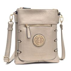 New Trending Cross Body Bags: Dasein Womens Fashion Lightweight Multipockets Functional Crossbody Bag Designer Purse Messenger Handbag Shoulder Bag (Gold). Dasein Women's Fashion Lightweight Multipockets Functional Crossbody Bag Designer Purse Messenger Handbag Shoulder Bag (Gold)  Special Offer: $24.99  333 Reviews About This Bag • This cross-body bag measures 8.7″W x 10.2″H x 1.6″D inches. We suggest comparing...