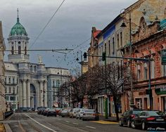 Capital City, Star Shape, Romania, Places To See, Palace, Westerns, Street View, Culture, Building