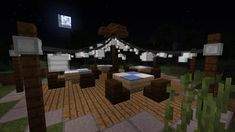 Fairy Lights - Decorate your world with hanging lights and bunting! - Minecraft Mods - Mapping and Modding: Java Edition - Minecraft Forum - Minecraft Forum