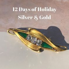 Vintage holiday gift guide, featuring best silver and gold vintage and handmade jewelry by Stacey Fay Designs. See this Instagram photo by @staceyfaydesigns • 58 likes