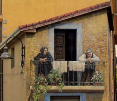 Murales di sardegna