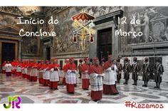 Conheça uma oração própria pra este conclave: #Conclave
