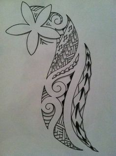 The Polynesian tattoo, also called Maori tattoo is a classy tribal tattoo for some time now. However what does it imply and the place does it originate from? Maori Tattoos, Maori Tattoo Meanings, Tattoos Bein, Hawaiianisches Tattoo, Polynesian Tribal Tattoos, Filipino Tribal Tattoos, Tattoo Son, Tribal Tattoos For Women, Maori Tattoo Designs