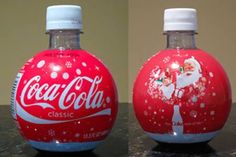 15 Creative Coca-Cola Bottle & Can Designs (coca cola bottles, can of cola) - ODDEE