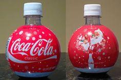 15 Creative Coca-Cola Bottle & Can Designs (coca cola bottles, can of cola) - ODDEE
