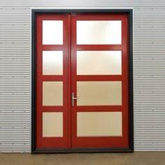 Ultra Series Wood/Clad Swinging Entrance Doors