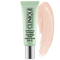 CLINIQUE - Continuous Coverage-creamy glow,ivroy glow,natural honey glow