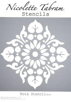 Image of Kota Stencil