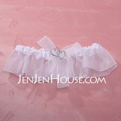 Garter - $6.99 - Bridal Wedding Special Occasion Garter With Bridal (104024548) http://jenjenhouse.com/Bridal-Wedding-Special-Occasion-Garter-With-Bridal-104024548-g24548