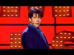 Michael McIntyre on revolving doors. This guy cracks me up