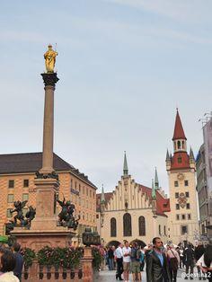 Munich.- Antiguo Ayuntamiento