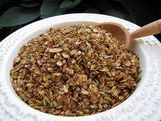 Mennonite Girls Can Cook: Cinnamon Spice Granola