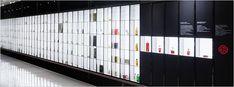 shiseido the store Shizuoka, Shiseido, Japan Travel, Places To Travel, Bar Chart, Locker Storage, Museum, Olay, Exhibit