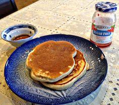 Low Cal So Cal Girl: Tested Low-Calorie Recipe: Yogurt Pancakes