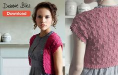 Free Debbie Bliss Rialto Lace Pattern - LoveKnitting Blog