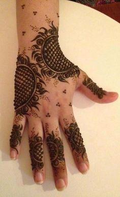 Henna Mehendi Designs 12