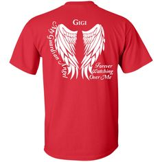 Gigi Guardian Angel Unisex Tshirt
