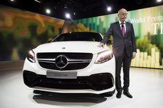 Mercedes lança um SUV esportivo de quase 600 cv - Foto: Bloomberg