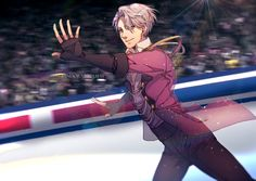 ¿Eres fan de Yuri!! On Ice? Estos espectaculares fanarts serán lo mejor que verás hoy!!! – A-Tamashi